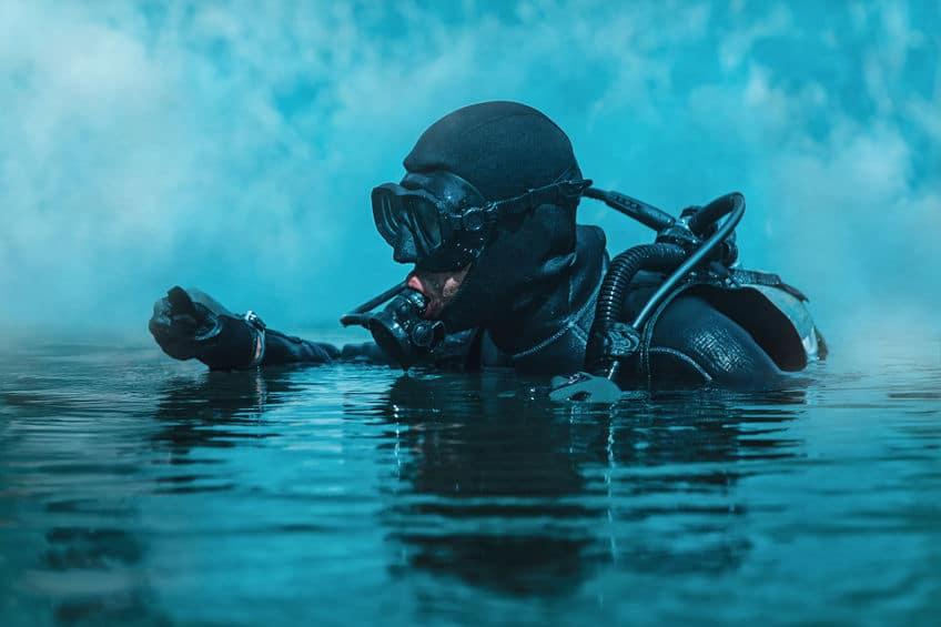 003: Navy SEAL Brad McLeod