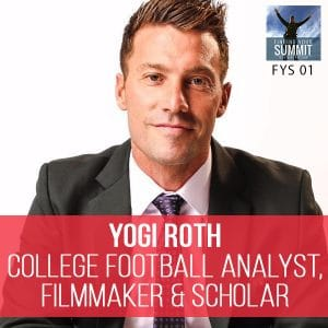 FYS 001   College Football Analyst