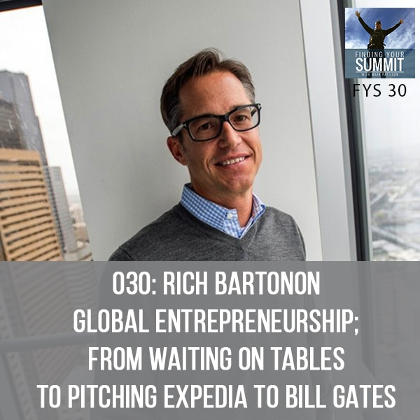 FYS 30 | Global Entrepreneurship