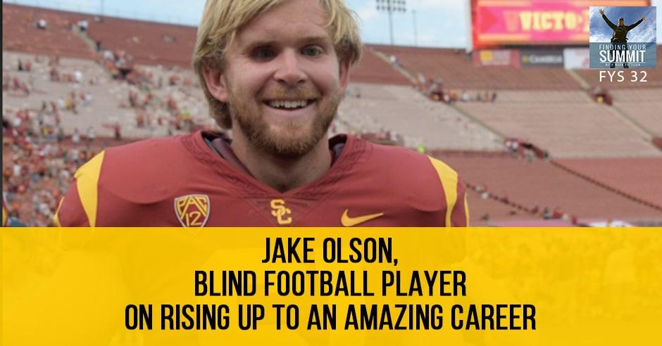 FYS 32   Blind Football Player