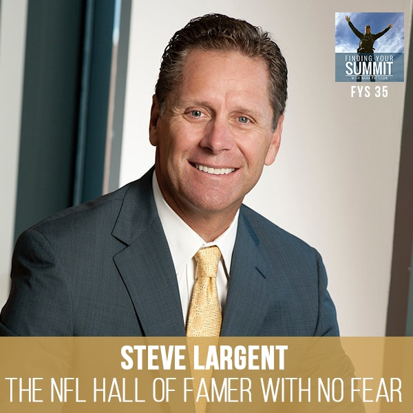 035 Steve Largent The Nfl Hall Of Famer With No Fear