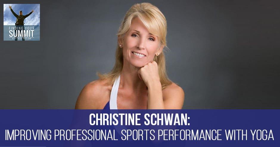 FYS 50 | Christine Schwan Yoga