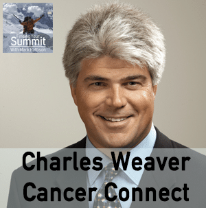 Dr  Charles Weaver - Cancer Connect curing cancer with the human