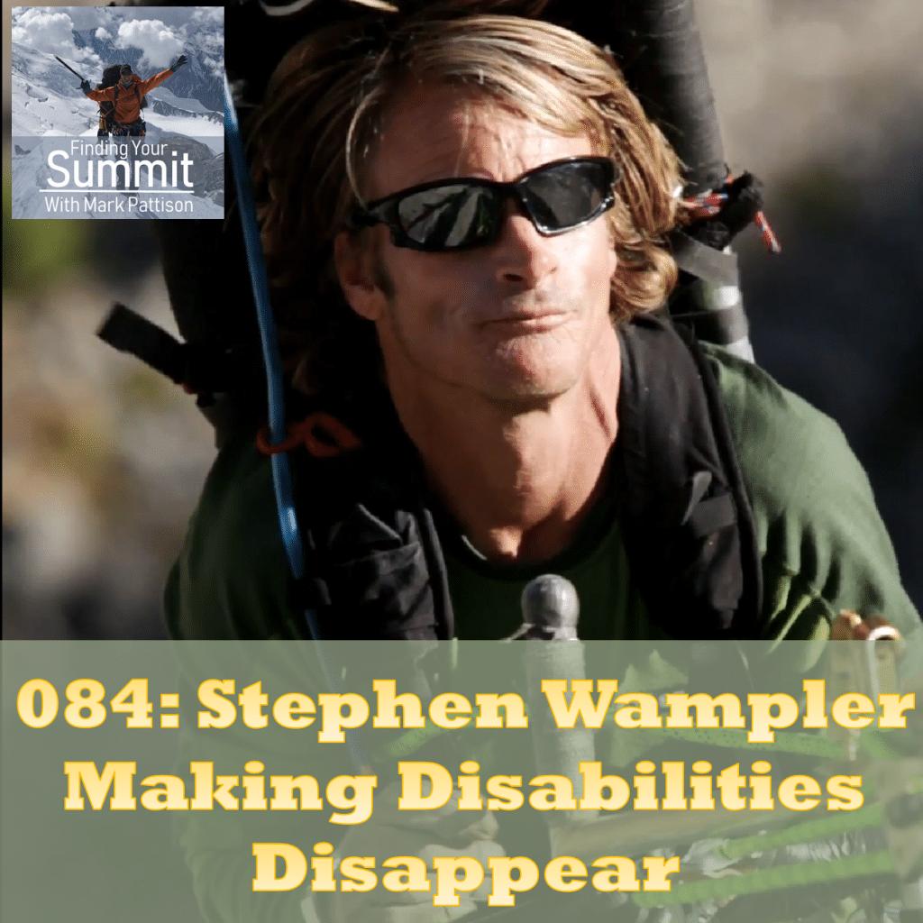 Stephen Wampler, Mark Pattison, Finding Your Summit