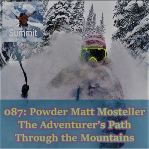 Powder Matt Mosteller