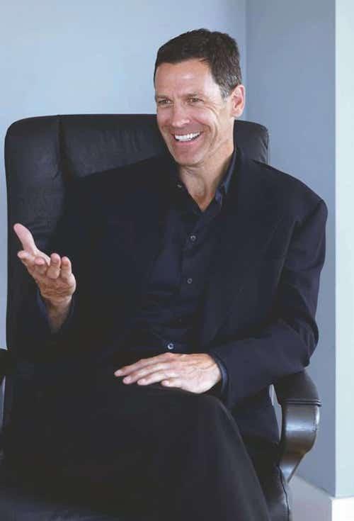 Mark Pattison Sports Illustrated Executive